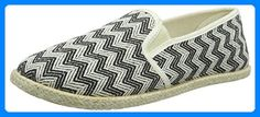 Hailys Damen ES Laura Espadrilles, Weiß (Offwhite) , 36 EU for sale Partner, Off White, Toms, Slip On, Best Deals, Sneakers, Link, Fashion, Loafers