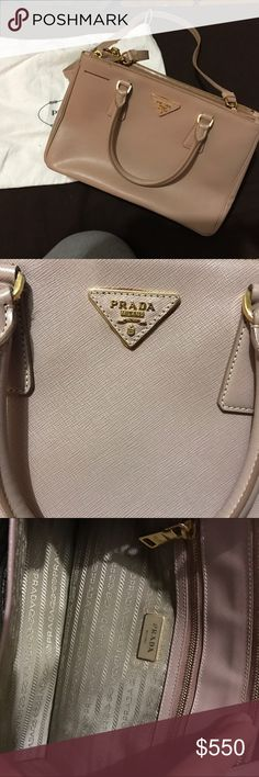 Prada Saffiano Please feel free to ask if you have any question. Prada Bags Shoulder Bags