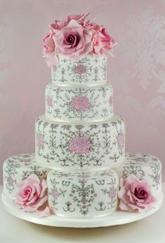 Pintados à mão bolo