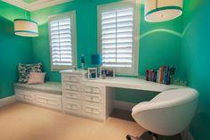 Pre-Teen Girl's Bedroom - transitional - Bedroom - Orange County - Mod Surrounds