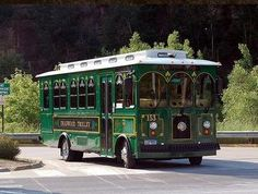 When you visit the historic town of Deadwood, South Dakota be sure to ride the Deadwood Trolley.