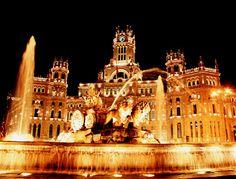 Madrid, Spain.