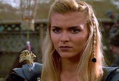 Callisto - Xena in Callisto's body. Callisto Xena, Barbarian Movie, Hudson Leick, Steampunk Hairstyles, Xena Warrior Princess, Superhero Movies, Fantasy Warrior, The Villain, Classic Tv