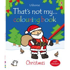 Christmas (That's Not My.Colouring Book), Fiona Watt, Very Good condition, Boo Cool Games Online, Fiona Watt, Owl Kids, Let Them Be Little, Christmas Wonderland, Christmas Books, Christmas Goodies, Christmas Eve, Games For Girls