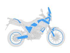 Yamaha_XT660Z_Tenere_Rally_1_Lineart