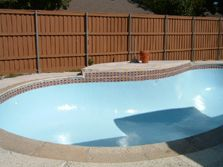Chan Pool Part The Has Been Sanded Primer Bonded And Finally Top Coated With Ultraguard Super Epoxy