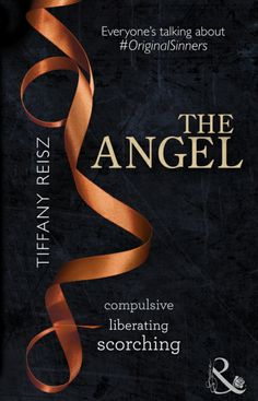 The Angel (The Original Sinners: The Red Years, Book by Tiffany Reisz I Love Books, Good Books, Books To Read, My Books, Fantasy Books, Fantasy Romance, Romance Novels, Paranormal Romance Books, Book Authors