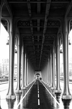 "Paris - ""The Inception"" bridge by Ahmedov Ahmed on 500px"