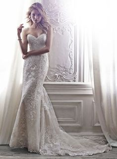 75 Lace Wedding Dresses To Die For   HappyWedd.com