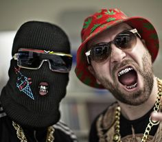 Slick Digg &Pretty Walther Thugs 4 Lyfe #amazingchaingroup #ghettoart #grillzfm #grillz #blingbling #thuglife #acg