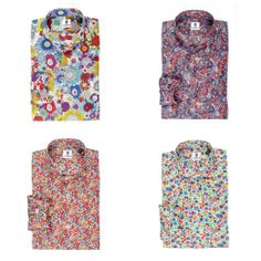 The Vintage Shirts by CORDONE 1956 are available at FINAEST.COM   #shirt #vintage #madeinitaly #finaest #cordone #paisley #summer14 #ss14 #dapper