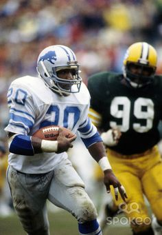 Billy Sims (20)