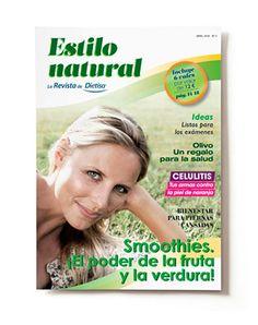 Revista Estilo natural. Dietisa