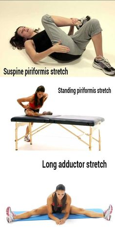 484 best hip flexer exercises images in 2019  stretching