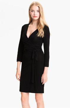FELICITY & COCO Matte Jersey Wrap Dress (Nordstrom Exclusive) | Nordstrom