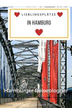 Hamburg Tipps - Reiseblogger aus Hamburg verraten ihre Lieblingsplätze in der hanseatischen Metropole.