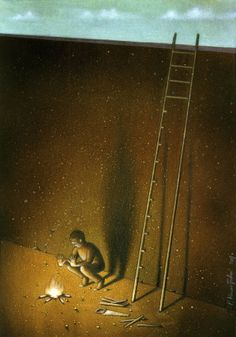 Am a great admirer of Pawel Kuczynski (pawelkuczynski.co...) and his needle sharp, thought-provoking, right-on the button images.