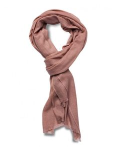Cashmere Diamond Weave Scarf in Dark Salmon - Qind Design Woven Scarves, Eye For Detail, Summer Evening, Blanket Scarf, Casual Looks, Salmon, Weave, Cashmere, Elegant