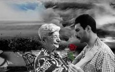 Freddie and his mom