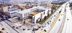 Konak Belediyesi Hizmet Binası ve Yakın Çevresinin Düzenlenmesi Mimari Proje Yarışması Sonuçlandı