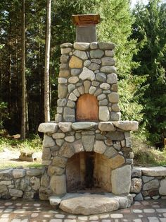 outdoor fireplaces | home outdoor fireplaces stone walls paths and patios copyright 1999