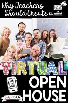 As you prepare for back to school, it's important to think about your open house. We all know how disheartening it can be to have few (or no!) parents and families show. Try a virtual open house. Here are tips on how to foster a positive relationship with