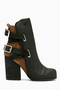 Mamet Buckled Boot by #JeffreyCampbell