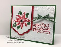 2015 Stamping to Share Demo Swap Cards with Christmas Theme, Stampin' Up!, #stampingtoshare, Created by Cindy Standal, Reason for the Season Stamp Set