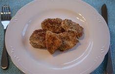 Easy Almond Meal Chicken nuggets - S