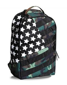 Sprayground Backpacks, Bags, and Accessories - The Camo USA Backpack