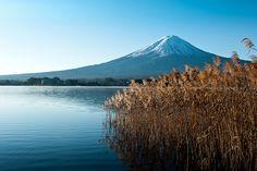 Fuji in Early Winter Yamanashi, Gifu, Shizuoka, Fuji Mountain, Mont Fuji, Japan Today, Toyama, Win A Trip, Nagano