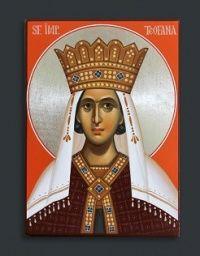 • Diferiți sfinți - ursutz : gabi : pictura Orthodox Icons, Oil Paintings, Saints, Angels, Contemporary, Catholic Art, Byzantine Icons, Angel, Oil On Canvas
