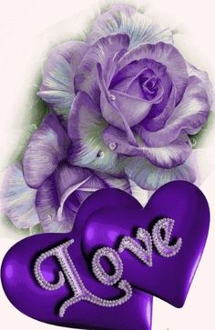 Love The Mystics! – Stars Dazzle In The Mystic Night Rose Pictures, Heart Pictures, Heart Images, Flower Phone Wallpaper, Heart Wallpaper, Love Wallpaper, Purple Love, All Things Purple, Beautiful Love