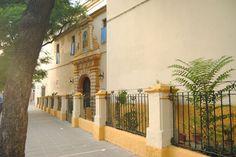 Sevilla Iglesia de San Benito de la Calzada