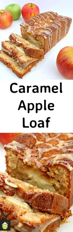 Moist Caramel and Apple Loaf .... ABSOLUTELY Delicious! | Lovefoodies.com
