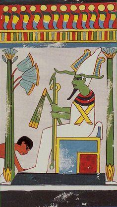 V. The Hierophant - Tarot of the Sphinx by Silvana Alasia