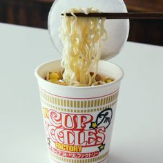 Alert: There's an entire museum dedicated to noodles. We repeat, there's an entire museum dedicated to noodles.