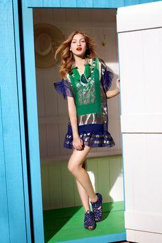 Christian Dior Resort 2012 Collection Slideshow on Style.com