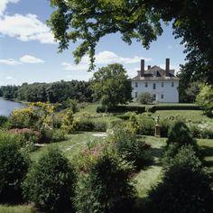 Hamilton House — Historic New England