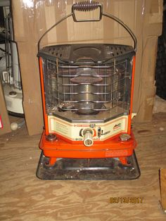 aladdin kerosene heater vintage model young 2 j380 by reuseitbarn on etsy - Dyna Glo Kerosene Heater