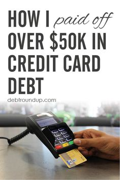 Credit card debt is burdening most American families but it doesn't have to! Find out how I got rid of thousands of dollars in credit card debt. What Is Budget, American Express Credit Card, Debt Relief Companies, Free Credit Score, Budgeting Finances, Debt Payoff, Money Saving Tips, Money Tips, Making Ideas