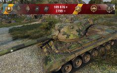 WoT M46 Patton | 11 kills | 8.700+ dmg - Mines