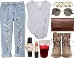 """Dancing in the street"" by jellytime on Polyvore"
