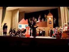 ACTUACIÓN NIÑOS DE 1, 2 Y 3 AÑOS EN EL FESTIVAL DE NAVIDAD 2013 - YouTube
