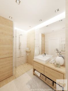 Tan And White Bathroom Bathroom Layout, Modern Bathroom Design, Bathroom Interior Design, Home Interior, Bathroom Renos, Laundry In Bathroom, Small Bathroom, White Bathroom, Bathroom Design Inspiration