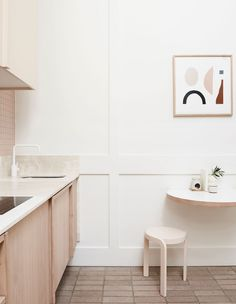The Design Files - A Tonal, Tiny North Melbourne Cottage - Photo, Eve Wilson.