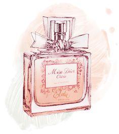 Miss Dior Chérie : eau de printemps