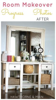 I wanted to take a moment and show you a few progress shots of a room that we have been working on. Do you remember a post that I posted called 8 tips to choosing the perfect wall color? Well, I really really wish I could have read that post before I painted this...Read More »