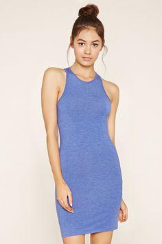 Stretch Knit Bodycon Dress