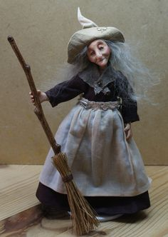 RESERVED FOR CARROLL V Betsy the Witch by JendlewickDolls on Etsy